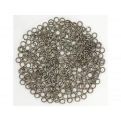 Anneaux 4 mm - Bronze - Sac de 500 pc 4558550036568