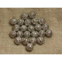 perles metal