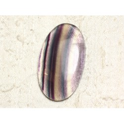 Cabochon de Pierre - Fluorite Ovale 50x29mm N8 - 4558550079992