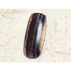 Cabochon de Pierre - Fluorite Rectangle 45x20mm N19 - 4558550080103