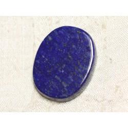 Cabochon Pierre - Lapis Lazuli Ovale 34x27mm N9 - 4558550079749