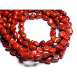 Jaspe Rouge Boules 2mm 40pc Perles de Pierre 8741140007765