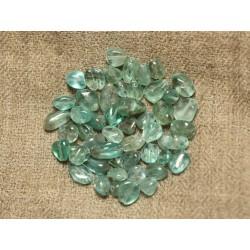 5pc - Perles de Pierre - Apatite Nuggets 6-10mm 4558550020598