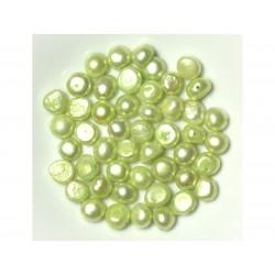 10pc - Perles de Culture 8-9mm Vert clair 4558550038470